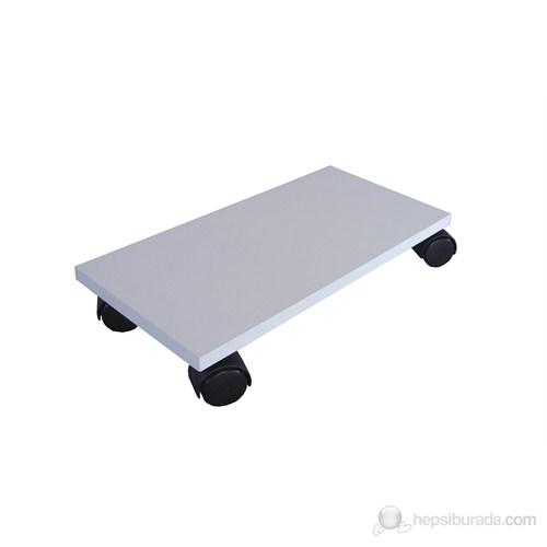 Vena Bilgisayar Kasa Taşıyıcı Beyaz