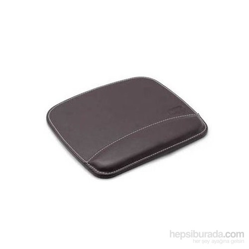 Mas Suni Deri Dörtgen Mouse Pad Siyah 3812