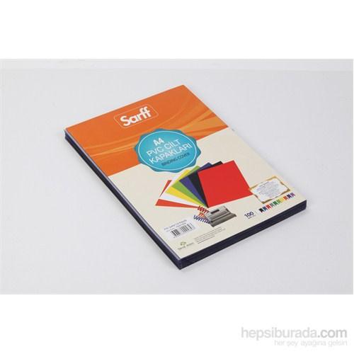 Sarff A4 Pvc Cilt Kapağı (Şeffaf)15201003