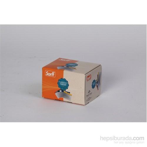 Sarff Kart Poşeti Güvenlik Şeffaf 12x11 cm 15207019