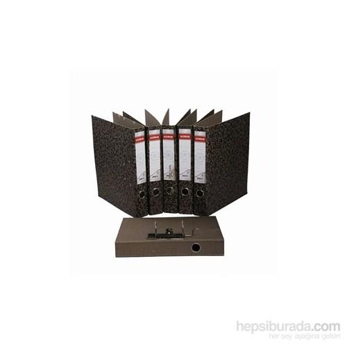 Alemdar Karton Klasör A4 Dar 6'Lı Paket - HATALI