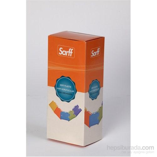 Sarff Kart Muhafaza Şeffaf 15323010