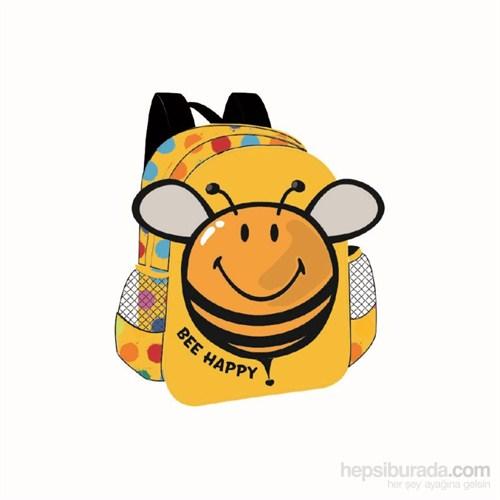 Trendix Smiley Anaokulu Çantası Arı