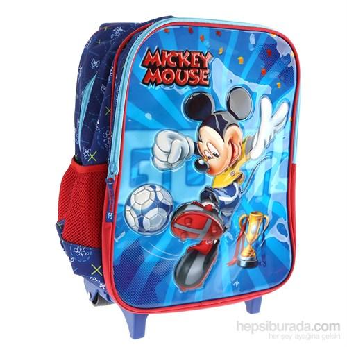 Mickey Mouse Çekçek Okul Çanta (73116)