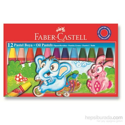 Faber-Castell Redline Karton Kutu Pastel Boya 12 Renk (5282125312)