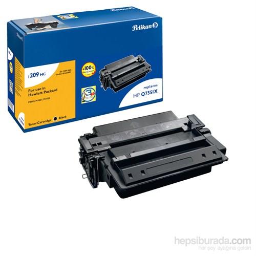 Pelikan HP Q7551X Toner (627803) - Siyah