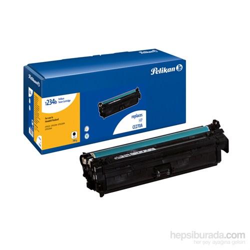 Pelikan HP CE270A Toner (4225146) - Siyah