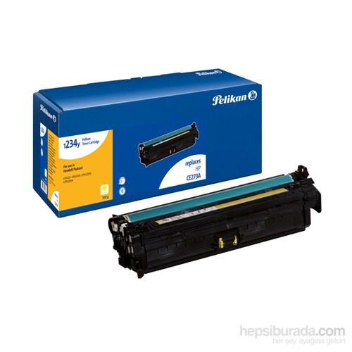 Pelikan HP CE272A Toner (4225177) - Sarı