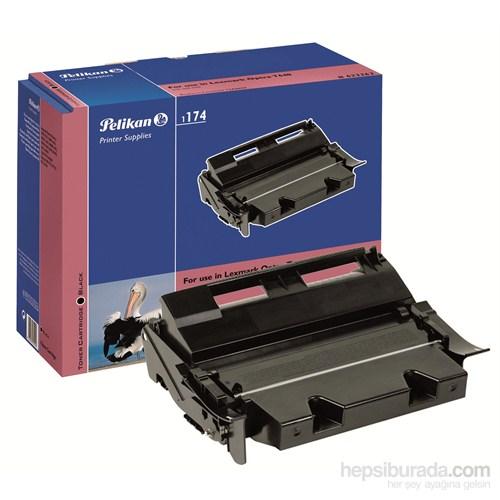 Pelikan Lexmark T640 64016HE Toner (628572) - Siyah