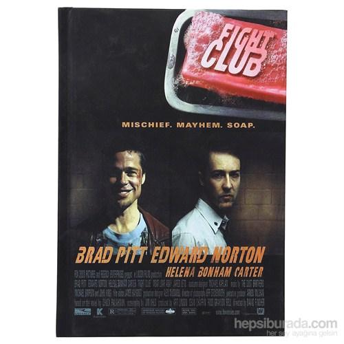 Deffter 64903-7 Film Afişleri /Figh Club