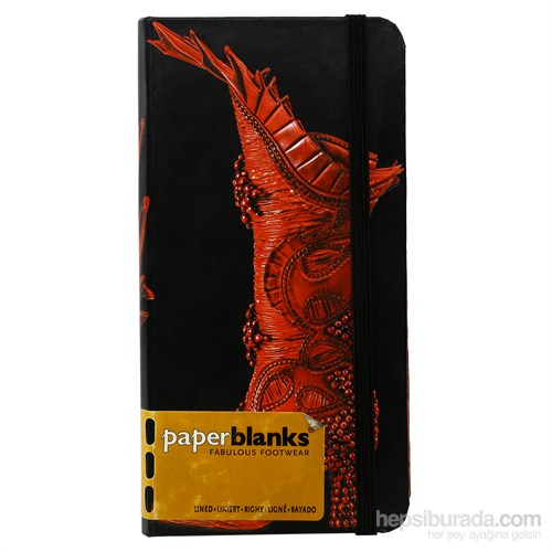 Paperblanks Pb-4-1656-4 Sorceress Slim Çizgili Defter