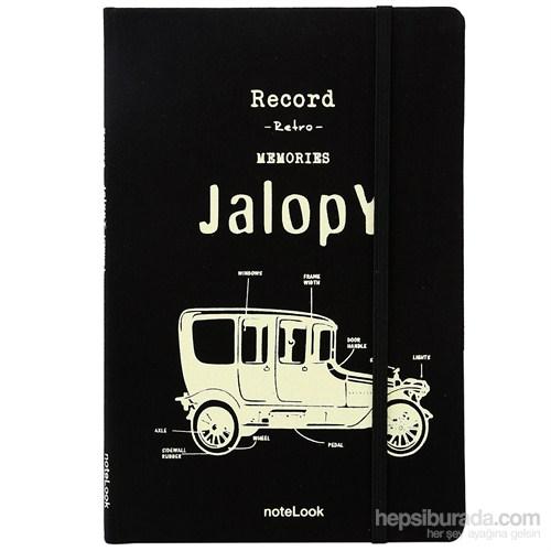 Scrikks Jalopy A5 Beyaz Çizgisiz