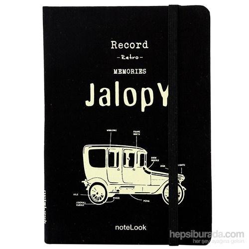 Scrikks Jalopy A6 Beyaz Çizgisiz