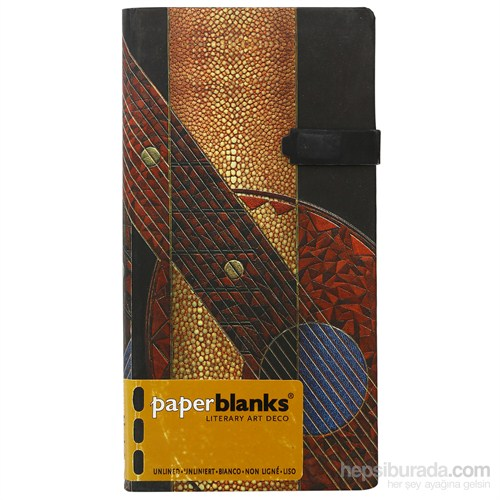 Paperblanks Pb-4-1675-5 Serenade Slim Düz Defter