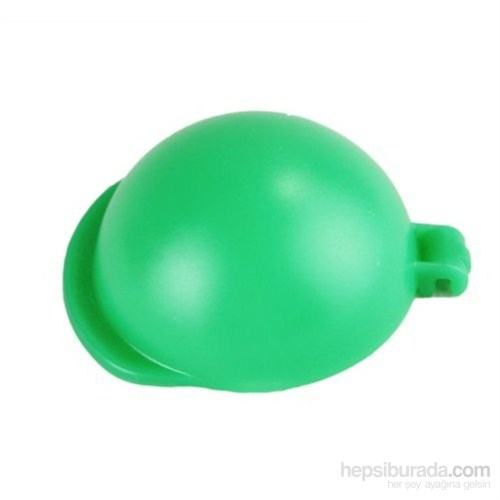 Sigg Kbt Dust Cap Green Transparent Carded 1/P Matara