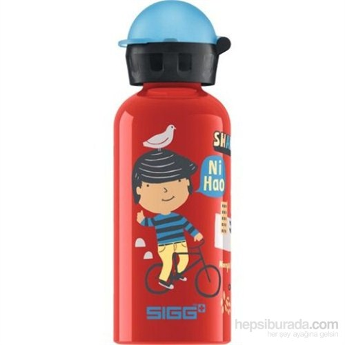 Sigg Travel Boy Shanghai 0.4 L Matara