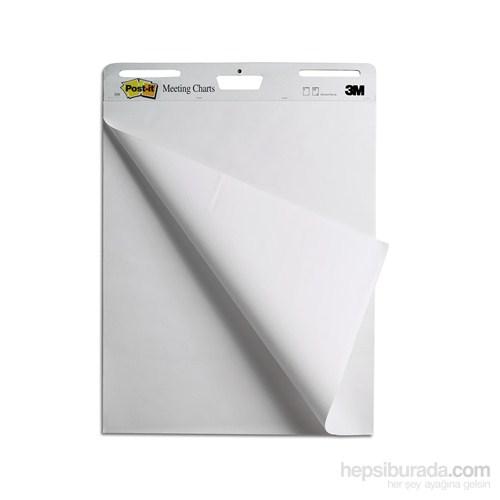 Post-it® Meeting Chart, 30 yprk, 63.5x77.4cm