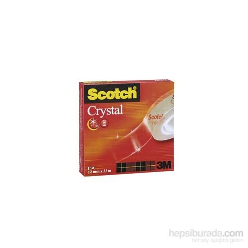 Scotch® Kristal Bant, 12mmx33m
