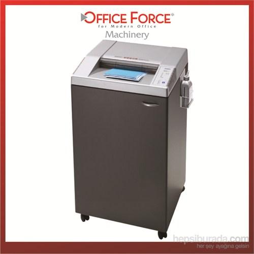 Office Force EBA 5141C Ofis Tipi Evrak İmha Makinası