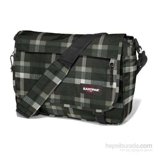 Eastpak Ek07610G Delegate (Checkbook Black) Omuz Çantaları