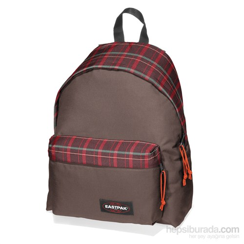 Eastpak Ek62006H Padded (Re Check Brown) Sırt Çantaları