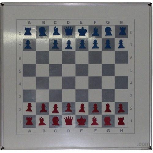 Akyazı 90x90 D.Monte Manyetik Satranç Takımı