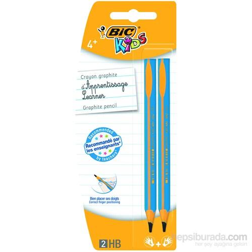 Bic Kids Evolution Üçgen Jumbo Kurşun Kalem 2'li Blister