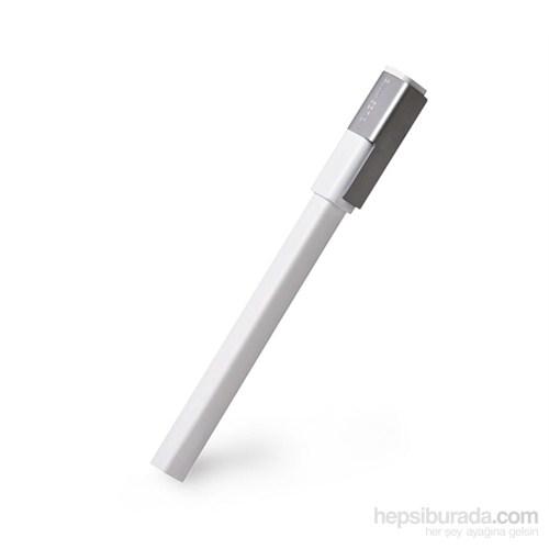 Moleskine Klasik Roller Kalem Beyaz 0,7 Ew41Wh07