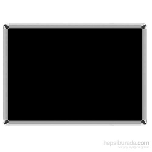 Akyazı 30x40 Laminat Mini Yazı Tahtası (Siyah)