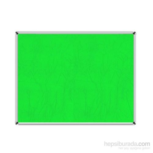 Akyazı 60x120 Duvara Monte Kumaşlı Pano (Yeşil)