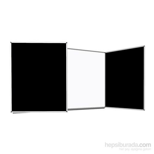 Akyazı Laminat Kapaklı 120X75-120X150-120X75 (Siyah)
