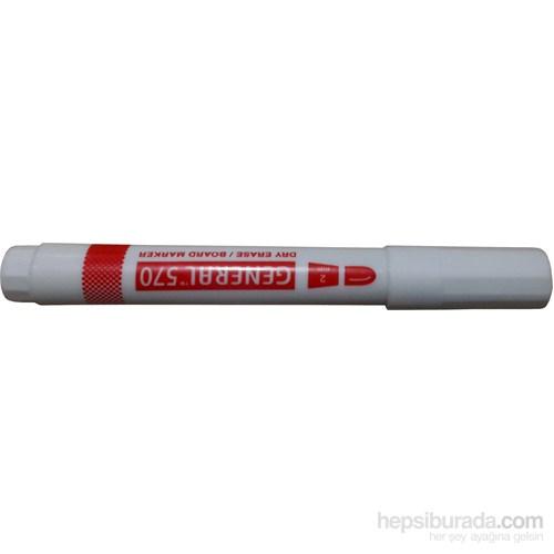 Akyazı Board Marker Yazı Tahta Kalemi Kırmızı