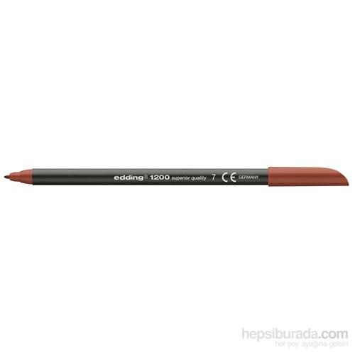 Edding Keçeli Kalem Kahverengi