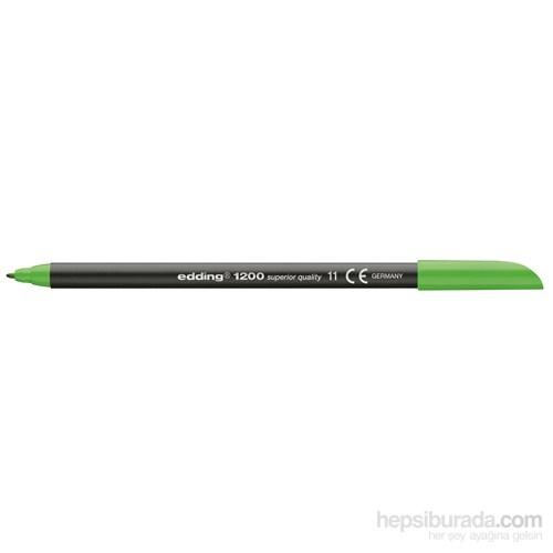 Edding Keçeli Kalem Yeşil