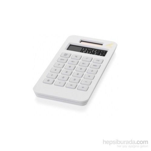 Pf Concept 12341803 Cep Hesap Makinası Beyaz