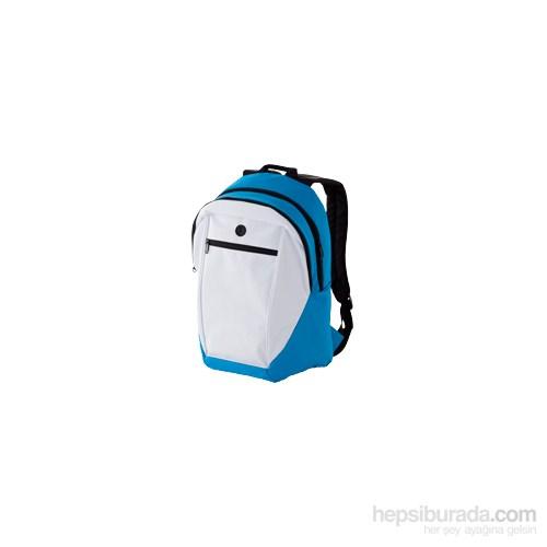Pf Concept 11980503 Sırt Çantası Beyaz Mavi