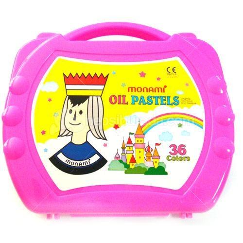 Monami 36 Renk Pastel Boya