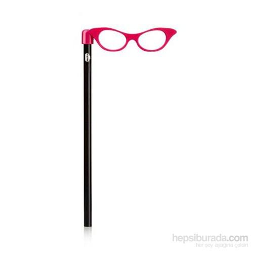 Npw Kurşun Kalem - Pembe Gözlük