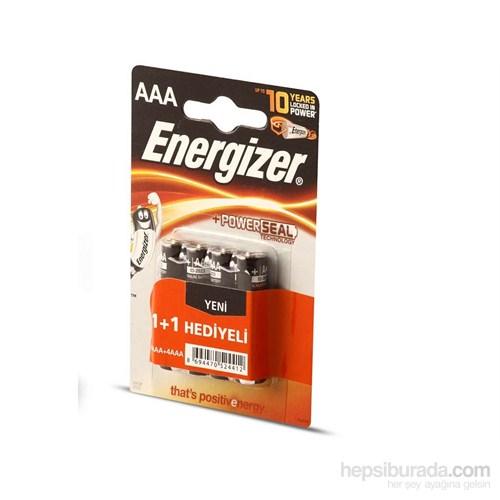 Energizer (D35-) Base Alkalin 2X 4Lü Blister AAAKalem Pil (HEDİYELİ)