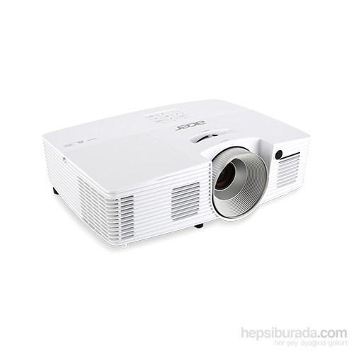 Acer X123PH 300 Ansilümen DLP HDMI XGA 1024x768 3D 13.000:1 HDMI Projeksiyon Cihazı
