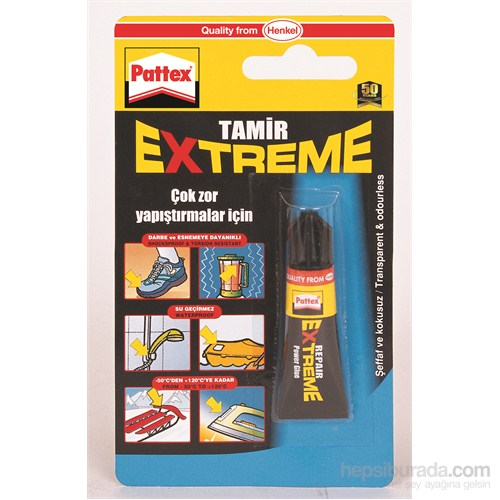 Pattex Tamir Extreme Yapıştırıcı 8g