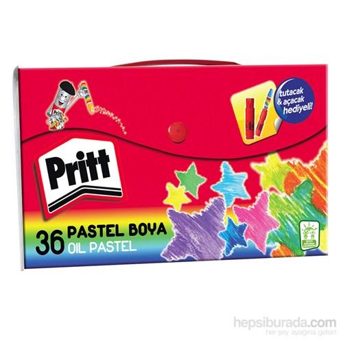 Pritt 36 Renk Çantalı Pastel Boya (1048065)