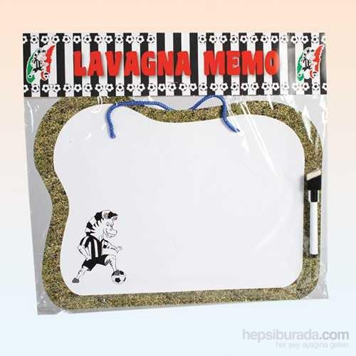 Futbol Taraftarı Yazı Tahtası - Lavagna Memo