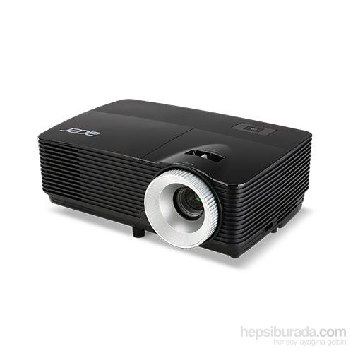 Acer X112H Pro 3000 Ansilümen SVGA 800X600 HDMI Projeksiyon Cihazı