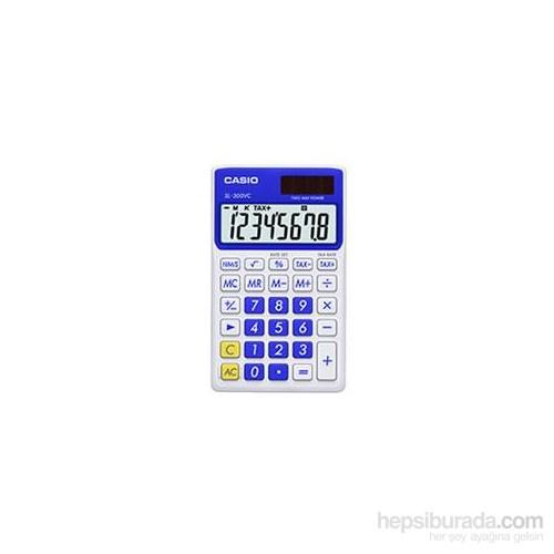 Casio Sl-300Vc-Be Cep Tip Hesap Makinesi