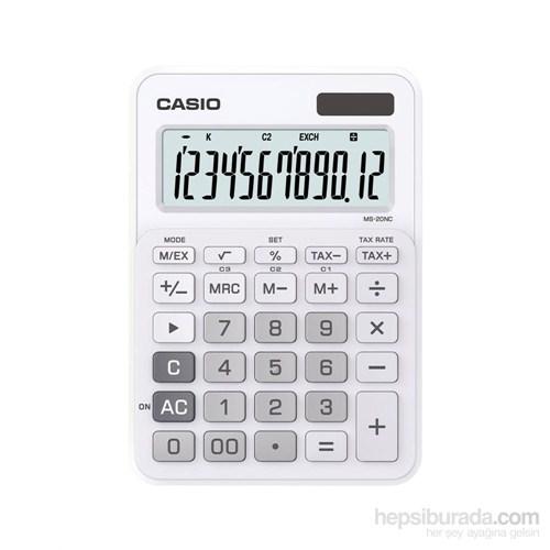 Casio Ms-20Nc-We-S-Dc(Cn) Desk Type