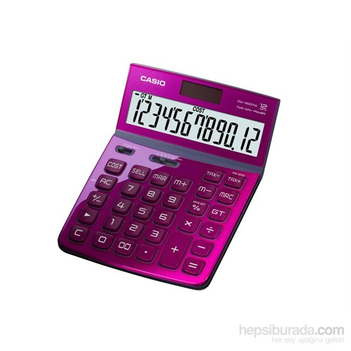 Casio Dw-200Tw-Pk-S-Dh(Cn) Desk Type
