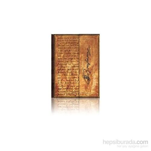 Paperblanks J. J. Rousseau Mini Çizgili 95X140mm. 1242-3 Defter