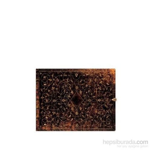 Paperblanks Pb-G-2597-9 Groiler 23X18 Yatay Düz Defter