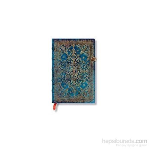 Paperblanks Pb-5-2683-9 Azure Mini Çizigili Defter
